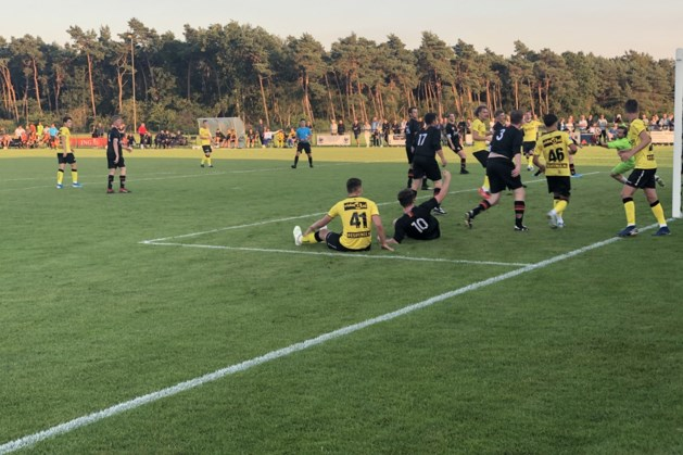 VVV maakt er negentien tegen Sporting ST
