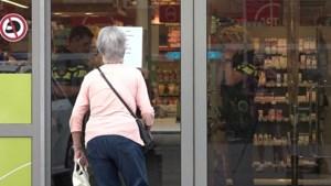 Video: Gewapende overval op supermarkt in Hoensbroek