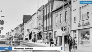 Akerstraat in <I>Sjpekhei</I>: op 'de <I>Reeperbahn</I> van Kerkrade' was alles te doen, te krijgen en te vinden