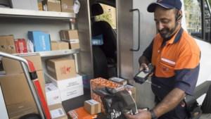 Bijna 13 procent meer pakjes bezorgd in 2019
