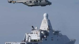 Lichamen omgekomen bemanning marinehelikopter zaterdag terug