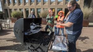Omwonenden van voormalige fabriek TpD kunnen weer buiten barbecueën nu vliegen zijn verdwenen