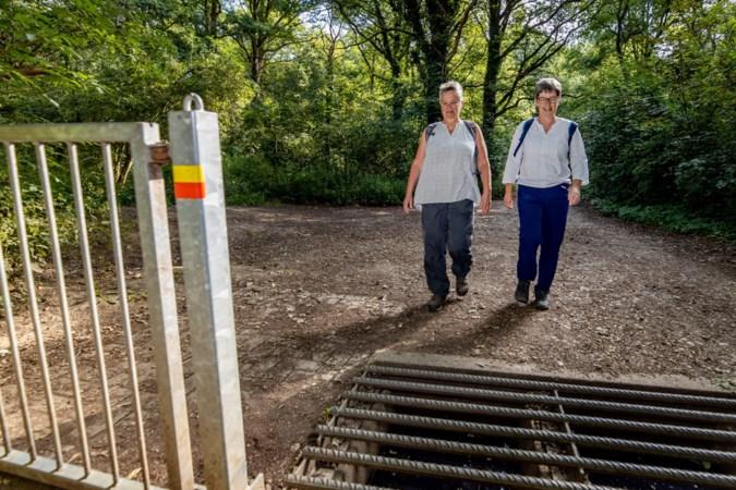 Vrijwilligers onderhouden wandelroutes: 'Als je teveel kletst, kun je fout lopen'