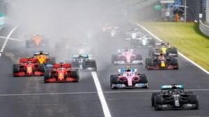 Formule 1 kondigt drie nieuwe races aan, geen GP's in Amerika