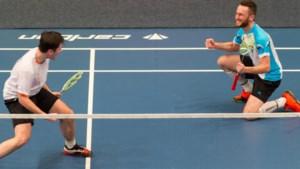 Badmintonner Rik Hermans is verliefd geworden op Noorwegen, maar broederliefde overstijgt alles