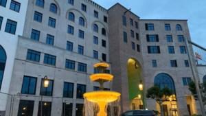Nieuwe fontein bij Maankwartier laatste creatie van David Sharp
