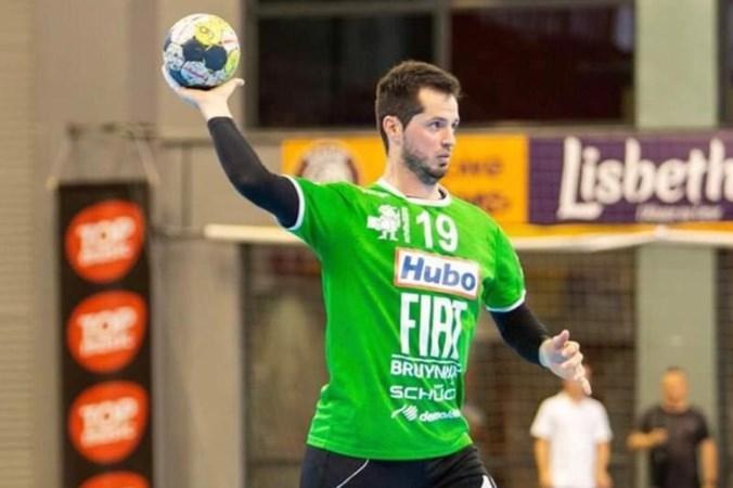 Opmerkelijke stap van handballer Jochen Stulens: van BENE-League naar vriendenteam