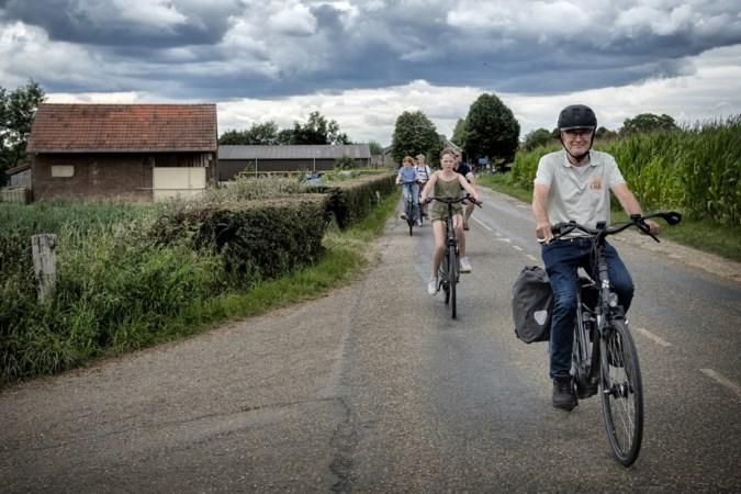 Met 'rangers' op fietssafari door het Land van Kalk