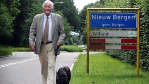 Oud-burgemeester van Bergen Dick Klaverdijk overleden