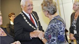 Oud-burgemeester Dick Klaverdijk: rechtlijnig en volhardend