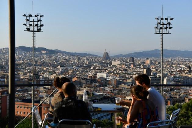 Reisadvies aangepast: code oranje voor Barcelona en omgeving