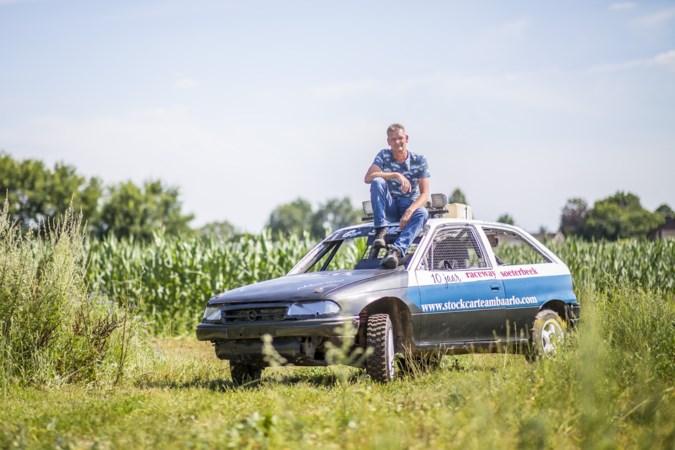 Autocrosser Ger Smets gaat deze zomer maar vissen bij gebrek aan races