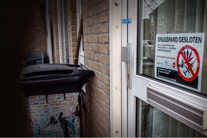 Drugspand in Born mag gesloten worden na explosie in januari