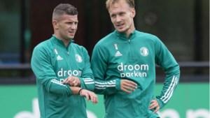 Bryan Linssen laat prima eerste indruk achter bij Feyenoord