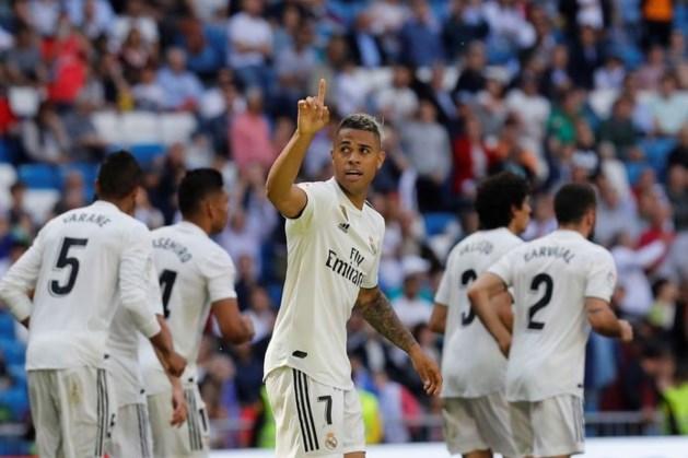 Real Madrid-spits Mariano Díaz besmet met coronavirus