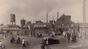 Het hoofdgebouw van de voormalige Staatsmijn Maurits