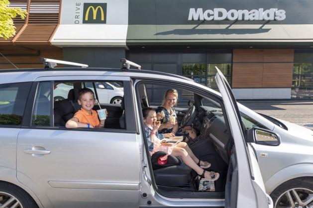McDonald's denkt over het 'coronadieptepunt' heen te zijn