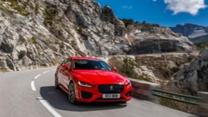 Facelift Jaguar XE: opgeruimd staat netjes