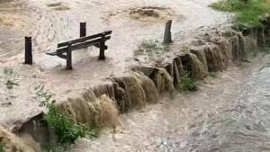 Eenderde inwoners Valkenburg heeft te maken gehad met wateroverlast