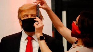 Trump oppert uitstel van de presidentsverkiezingen