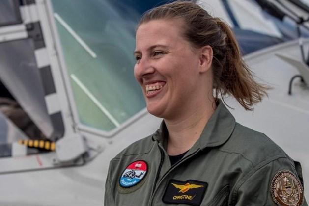 Laatste eregroet voor omgekomen bemanningsleden marinehelikopter