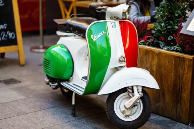 Italiaanse economie krimpt met bijna 12,5 procent