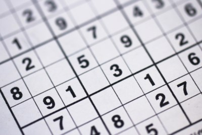 Sudoku 1 augustus 2020 (2)