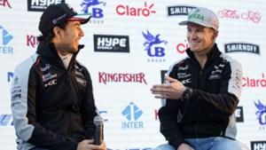 Hülkenberg vervangt zieke Perez bij Racing Point