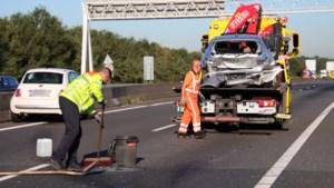 Twee gewonden bij ongeluk op A67
