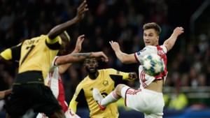 Naar Engeland vertrokken Joël Veltman: soms verguisd, maar vooral zeer gewaardeerd bij Ajax