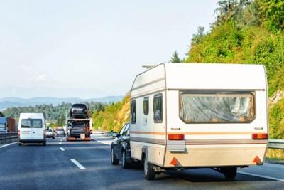 Veilig op pad met de caravan: 'Vergeet het nieuwe rijden!'