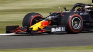 Verstappen pakt derde startpositie op Silverstone