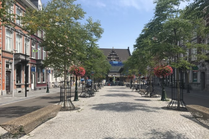 Geen extra terrassen op de Maastrichtse 'Ramblas'