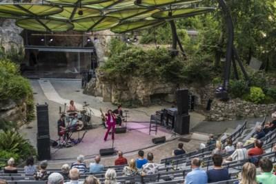 Na lange stilte klinkt er weer muziek in Openluchttheater Valkenburg: 'Fijn om weer te live te gaan'