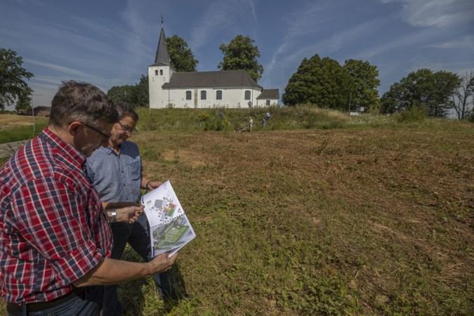 Bewoners Oud-Merkelbeek die Clemensdomein opknapbeurt geven krijgen financiële impuls uit Leader-programma