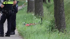 Overleden fietser aangetroffen in greppel: geen misdrijf