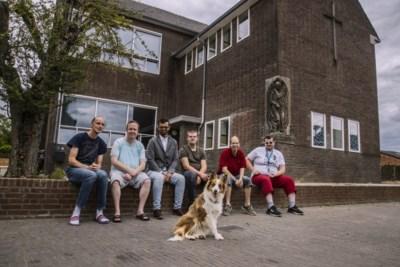 Tien mannen met vorm van autisme zijn nieuwe bewoners van oude jongensschool in Maastrichtse wijk Heugem