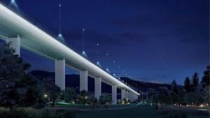Twee jaar na rampzalige ineenstorting heeft Genua een nieuwe brug