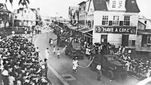 Nikkertjes' uit Suriname werden na Tweede Wereldoorlog afgedankt