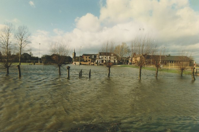 Enquête: geen angst meer voor overstroming van de Maas
