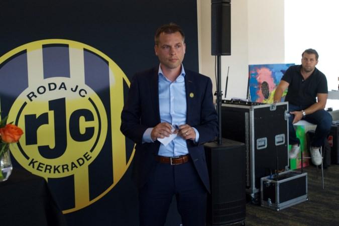 Martijn Wismans nieuwe algemeen directeur Roda JC