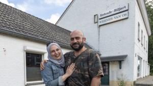 Uit Syrië gevlucht koppel ziet met opening van eigen restaurant in Nijswiller droom in vervulling gaan