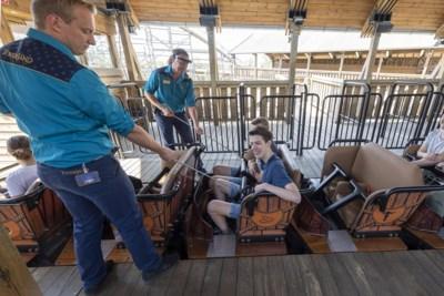 Attracties Toverland rijden per direct weer met minder bezoekers