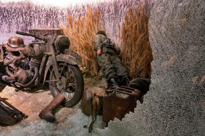 Schade van inbraak bij oorlogsmuseum in Beek wordt geschat op anderhalf miljoen: 'Levenswerk naar de knoppen'