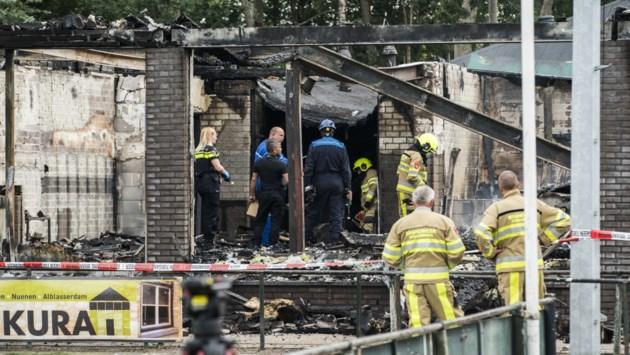 Politie gaat uit van brandstichting bij SV Meerssen