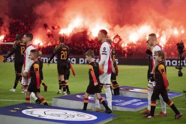 Kampioen eredivisie dankzij zege FC Kopenhagen rechtstreeks naar CL