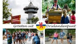 Vakantie in eigen land: eenrichtingsverkeer in het Labyrinth op het Drielandenpunt