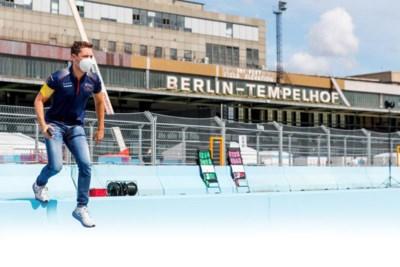 Robin Frijns racet op Tempelhof: negen dagen in Berlijnse bubbel