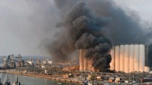 Beiroet in puin na giga-explosie in haven, vijf Nederlanders gewond