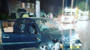 Gewonden bij auto-ongeluk Schin op Geul